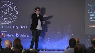 Ingo Rube | Decentralized 2019 | New Business through DAOs and TCAs