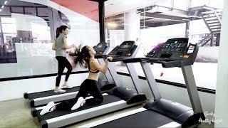 วิ่งบนลู่ยังไงให้ไม่น่าเบื่อ !!!   Booky HealthyWorld