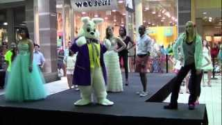 2013 Barbizon Fashion Show~Harlem Shake