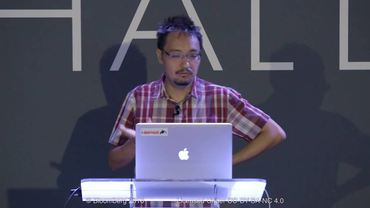 Future of Data: New York – Apache Phoenix with Maryann Xue and Enis Soztutar