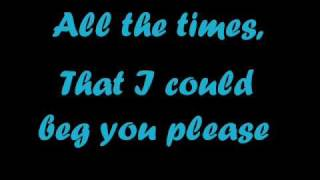 Staind - Outside (lyrics)