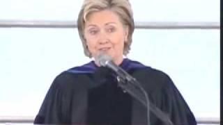 Hillary Rodham Clinton, Barnard 2009 Commencement Address