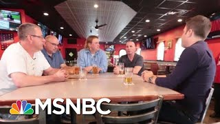 PA Swing Voters In County That Helped Elect Donald Trump Speak Out | Velshi & Ruhle | MSNBC