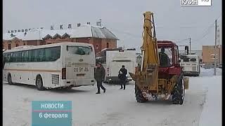 ТНТ-Поиск: Коммунальщики по всей области продолжают ликвидировать последствия снегопада