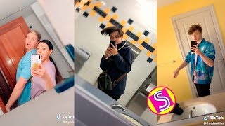 Best Mirror Moves Challenge TikTok Compilation - Funny Challenges 2019 #mirrormoves