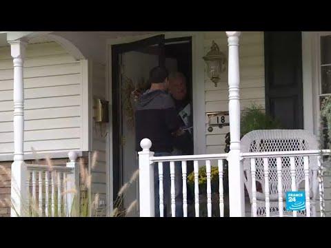 US Midterms: Republicans' door-to-door campaign ritual picks up