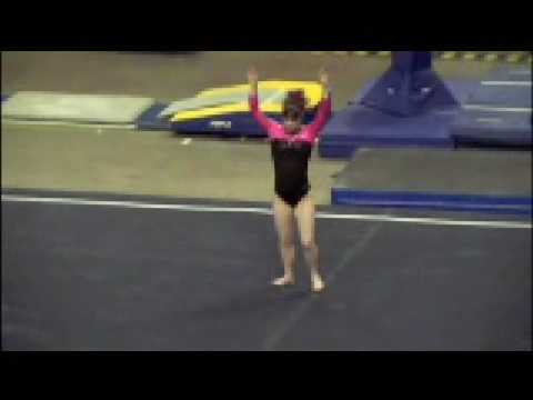 Watch video Down Syndrome Gimnast