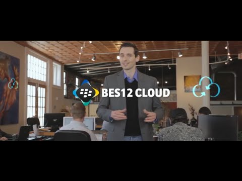 Mobility made easy with BES12 Cloud