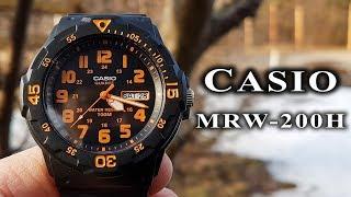 Inexpensive Casio MRW-200H full review #casiowatch #casio #gedmislaguna