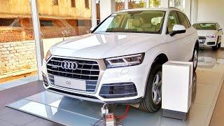 All New 2019 Audi Q5 | Walkaround 4K Cinematic Video