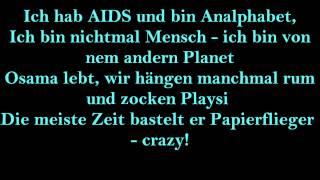 Genetikk   König Der Lügner (Lyrics)