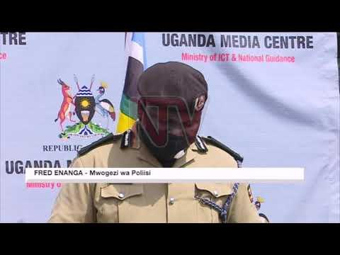 Poliisi ekutte basajja baayo babiri ku by'omusibe eyeeyokezza e Masaka