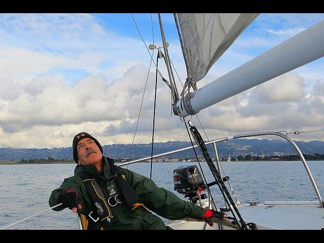 Sailing Basics - Three Mainsail Trim Tips for Better Performance