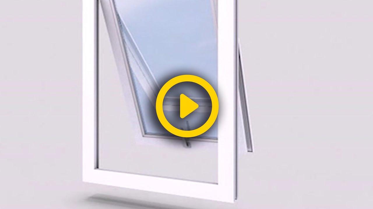 Video - Janela Maxim-Ar