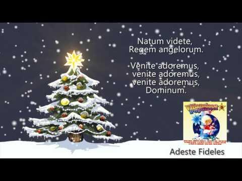 , title : 'Adeste Fideles (con Letra)'