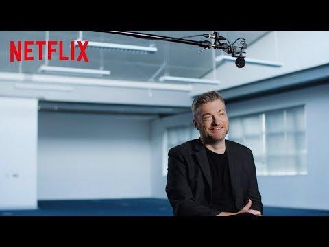 Video trailer för Behind Black Mirror Season 5: Striking Vipers   Netflix