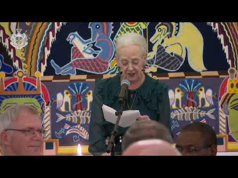 H.M. Dronningens tale i anledning af P4G-topmødet