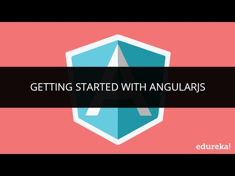 AngularJS Tutorial for Beginners -1 | AngularJS Training Video