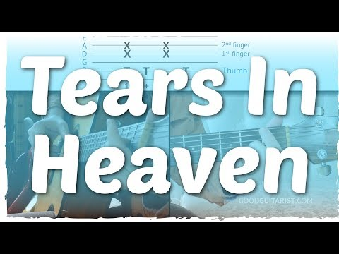 """""""Tears In Heaven"""" Complete Practice Guide - Guitar Tutorial + Play-Along's"""