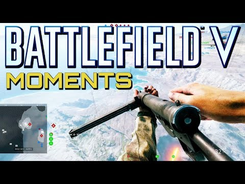 Battlefield 5: Messy Aggressive Plays! (Battlefield V Multiplayer Gameplay)