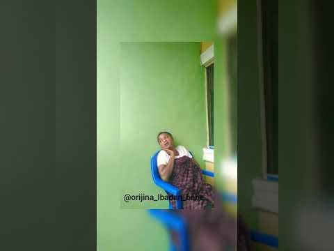 Kamilu and omo Ibadan the electrician  Omo Ibadan comedy  (mark Angel comedy yoruba)
