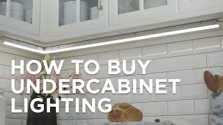 Under Cabinet Lighting Buying Guide