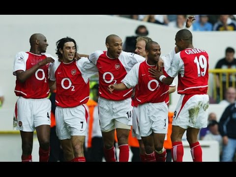 Arsenal 2003/2004 Highlights | HD