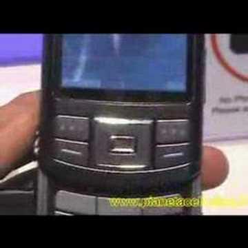 Samsung G810 al Mobile World Congress