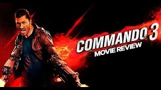COMMANDO 3 Movie Review | Vidyut, Adah, Angira, Gulshan | #TutejaTalks
