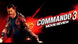 COMMANDO 3 Movie Review | Vidyut, Adah, Angira, Gulshan | #TutejaTalks