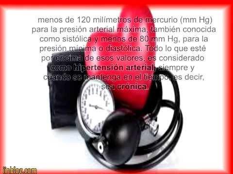 Hipertensión y riesgo de embarazo