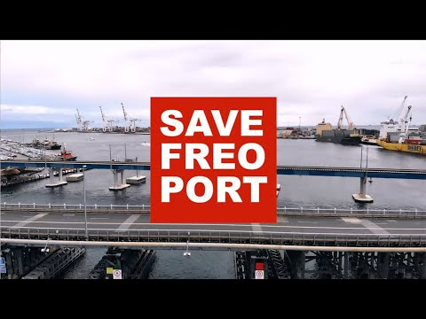 Save Freo Port