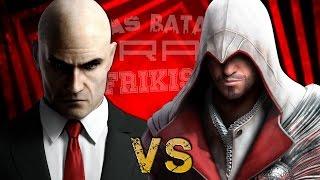 Ezio Auditore vs Agente 47. Épicas Batallas de Rap del Frikismo T2 | Keyblade
