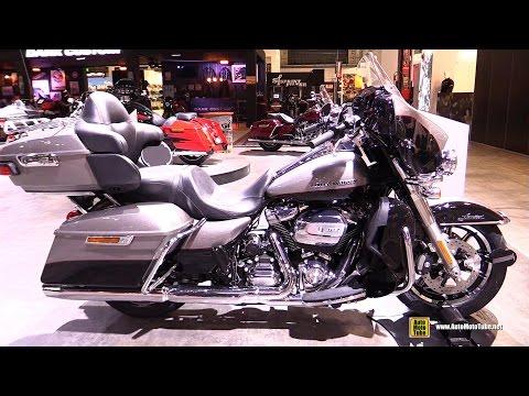 2017 Harley Davidson Ultra Limited Low - Walkaround - 2016 EICMA Milan