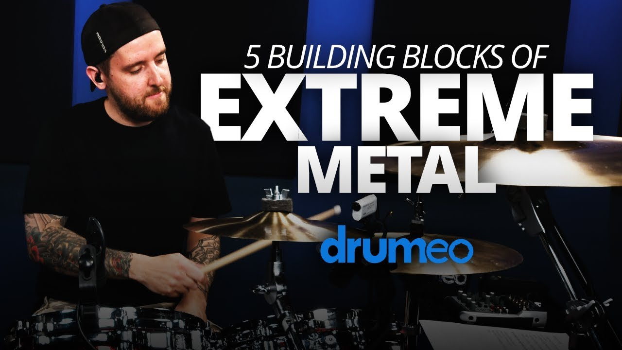 The 5 Building Blocks Of Extreme Metal