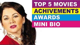Award Winning Actress ♥ Rosanna Roces ♥ Mini-Bio♥ Career Achievements & Awards ♥ Top Rated Movies