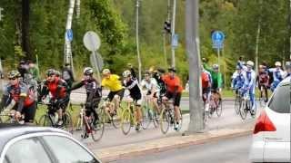 preview picture of video 'Tour de Helsinki 2012, Espoo part 4'