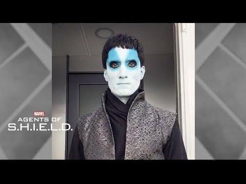 Marvel's Agents of S.H.I.E.L.D. -- Dominic Rains transforms into Kasius