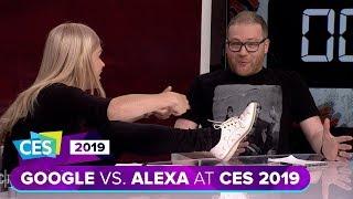 Who won CES 2019: Alexa or Google?   Nope, Sorry