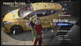 PS4 - Gt Sport - Carrera diaria Autódromo de Interlagos - Primera victoria