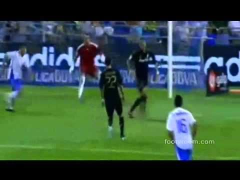 Zaragoza 0-6 Madrid: Matchday 2 2011