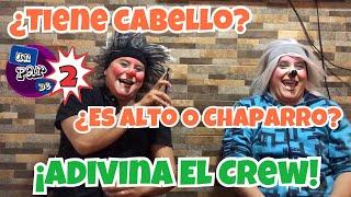 Jugamos •Adivina El Crew•/ Castigo Morder Una Cebolla/ Tity & Bombon •Un Par De 2•