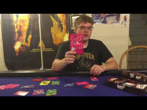 Bower's Game Corner: Simon's Cat Card Game Review