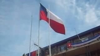 preview picture of video 'Himno de Chile, cantado en la Plaza de armas de San Bernardo'