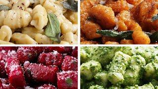 Homemade Gnocchi 4 Ways