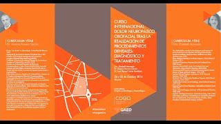 Curso GAED/COEA: Octubre 2014