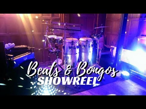 Beats and Bongos - DJ & Percussion Duo Video