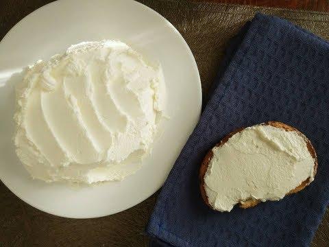Творожный СЫР (сливочный сыр)