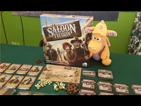 Saloon Tycoon - Gameplay Runthrough