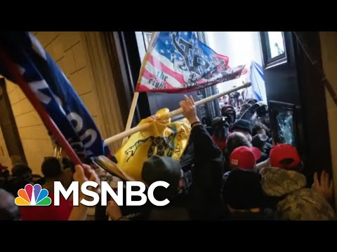 Chris Hayes: This Transfer Of Power Wasn't Peaceful | All In | MSNBC